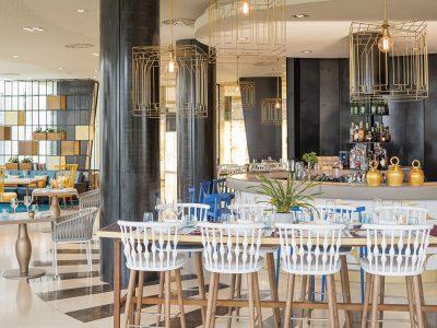 Hotel Aguas de Ibiza, diseño de interior deFutur2. La cronología de una remodelación