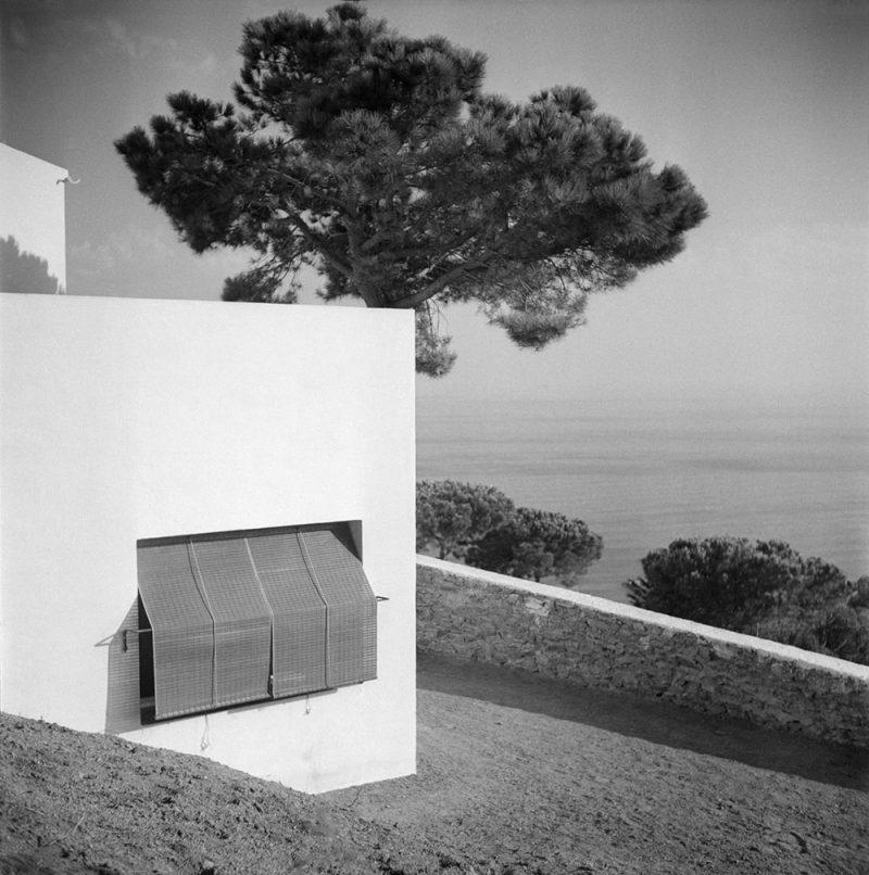 Imaginando la casa mediterránea. Italia y España en los años cincuenta