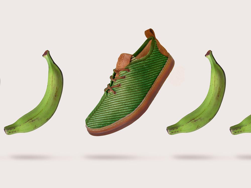 Indianes crea los primeros zapatos hechos con fibra de plátano. Economía circular, artesanía local y sostenibilidad