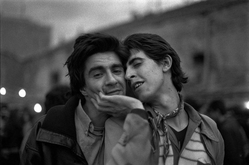 La Movida. Crónica de una agitación. 1978-1988, exposición en la Fundació Foto Colectania de Barcelona