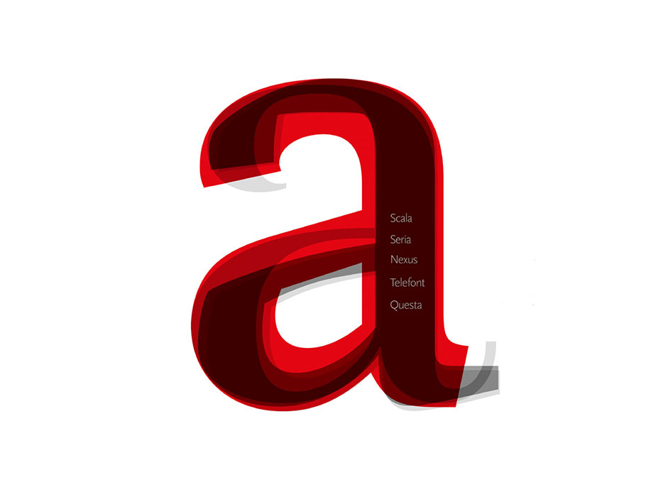 Martin Majoor. Five Types, un recorrido por la obra del tipógrafo holandés en el IED Madrid