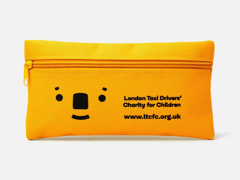 Pentagram rediseña la identidad de marca de la London Taxi Drivers' Charity for Children