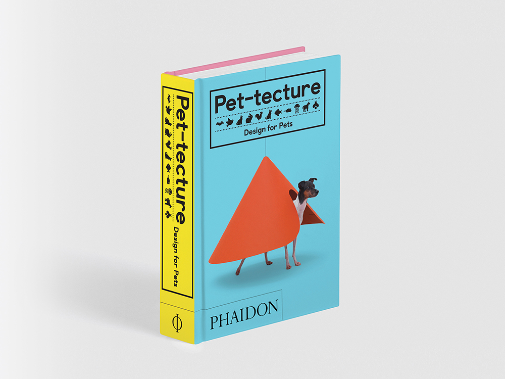Pet-texture: Design for Pets. Una apuesta de Phaidon por el diseño animal