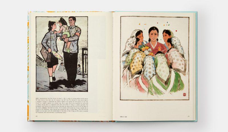 Printed in North Korea, explorar el legado gráfico de Corea del Norte de la mano de Nicholas Bonner