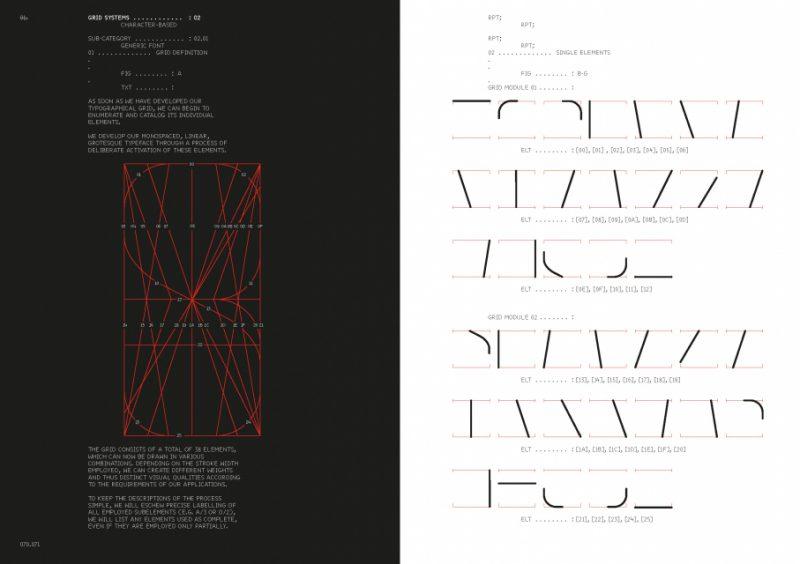 Analog Algorithm: Christoph Grünberger explora el sistema de cuadrículas en busca de nuevas fuentes de inspiración