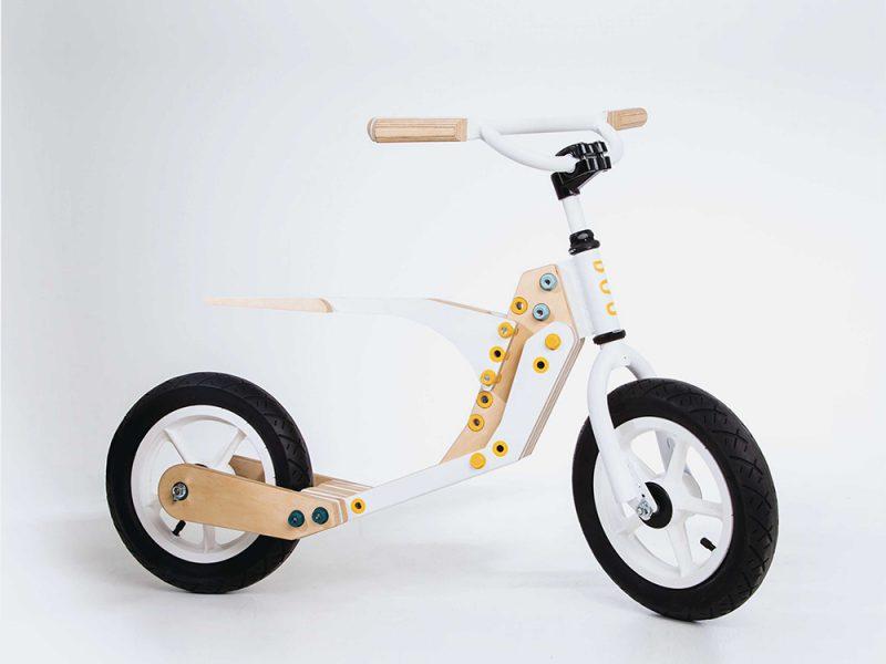 Bou Bike, la bicicleta para niños DIY de Sian Hosking Berge