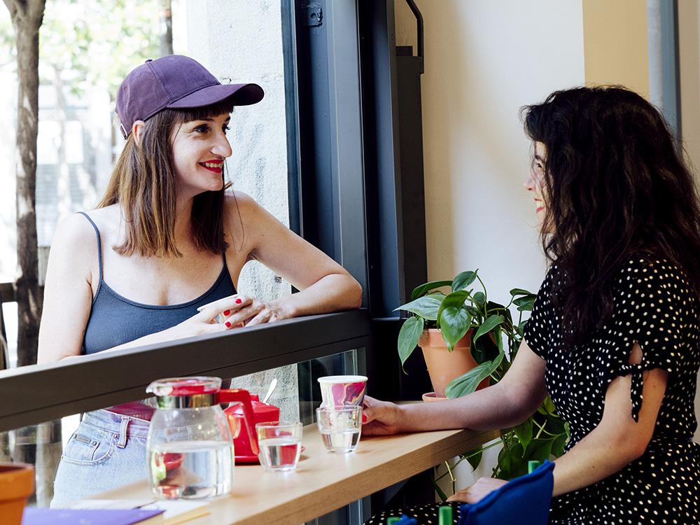 Charlamos con Veronica Fuerte sobre Hey, sus nuevos proyectos y por supuesto, sobre diseño