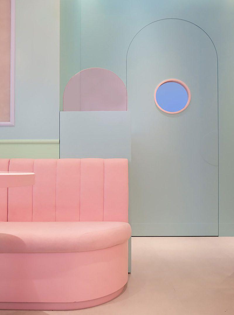 Design Action & Associates se inspira en los populares macarons para su último proyecto