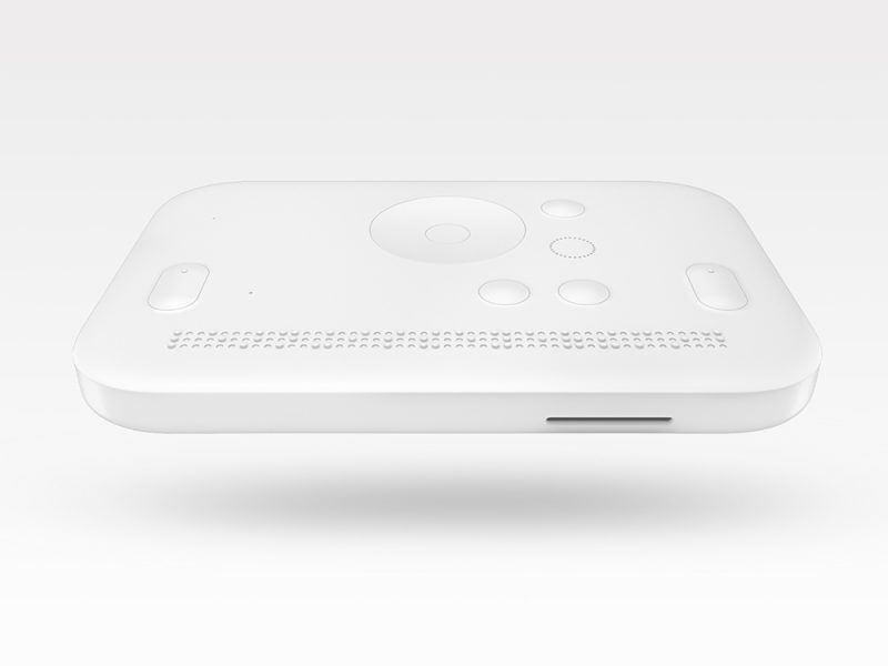 Dot Mini, la tablet para personas con discapacidad visual