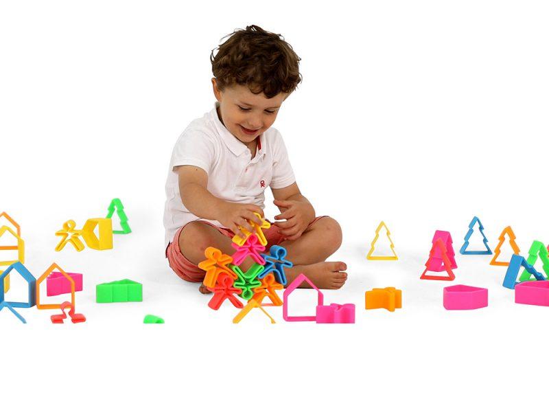 El diseño de los juguetes de una start-up española llama la atención del MoMA