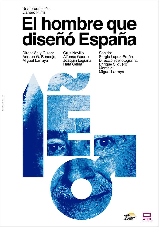 El hombre que diseñó España, imprescindible documental sobre Cruz Novillo y el diseño español