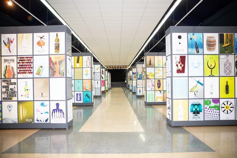 Gran exposición en Vigo: 1.435 carteles de 66 países de todo el mundo