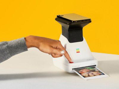 Polaroid Lab, el laboratorio fotográfico portátil de Polaroid. Instantáneas quimicamente reales