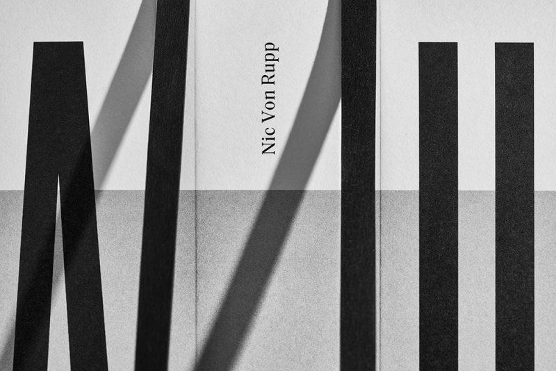 RailRoad, diseño editorial de Pacifica. Los viajes de Nic von Rupp en papel