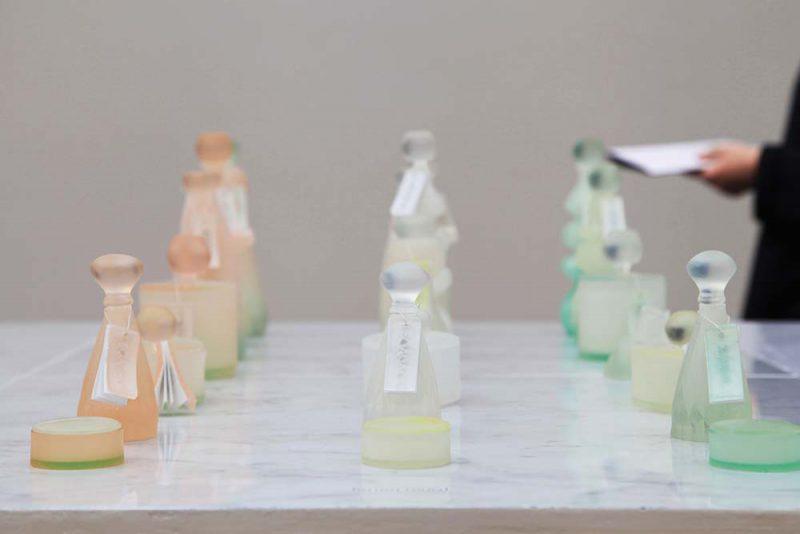 Soapack, el packaging para productos de baño hecho de jabón de Mi Zhou