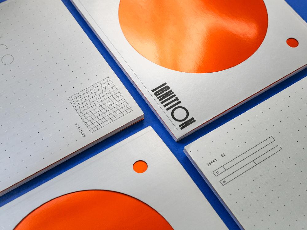 Yellow Vision Vol. 3: diseño editorial, ilustración y tipografía de Violaine & Jérémy