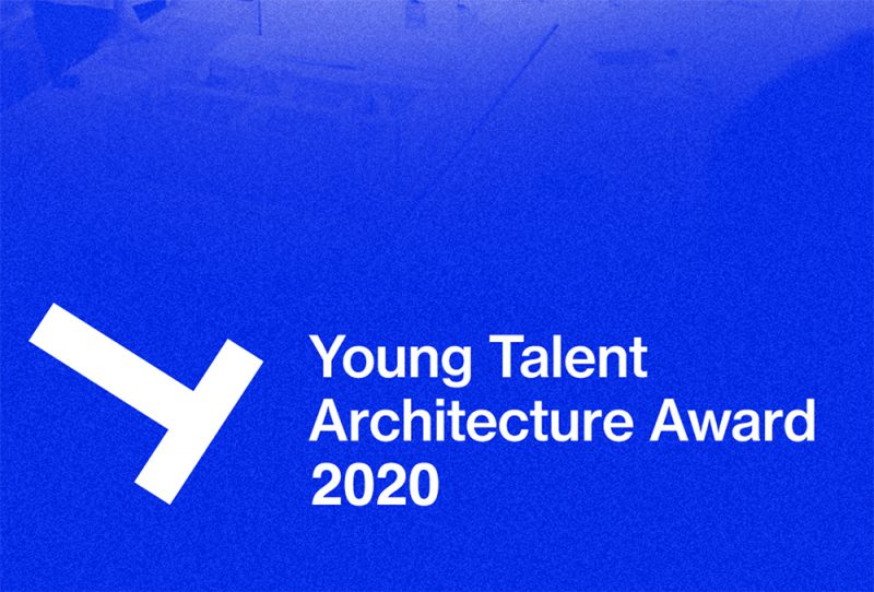 Abierta la convocatoria para los Young Talent Architecture Award 2020
