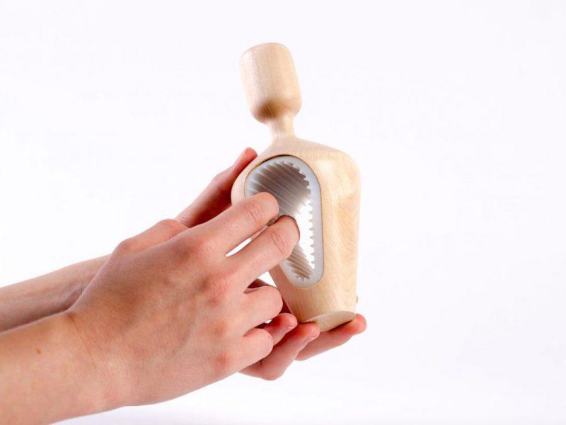 Alma, la colección de juguetes terapéuticos de Yaara Nusboim