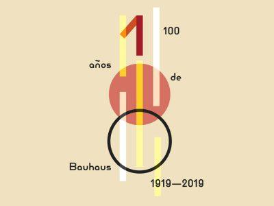 Bauhaus 1919 – 2019: EASD València celebra el centenario de la famosa institución