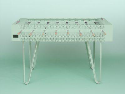 Bright Metal Object, el mobiliario metálico de Michele Giacopini