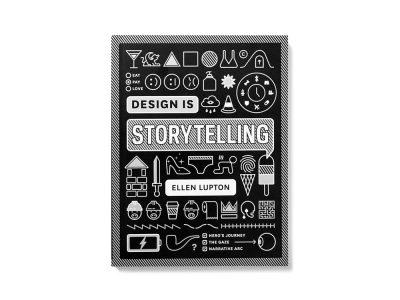 Design is Storytelling, un libro de Ellen Lupton. La psicología de la percepción visual