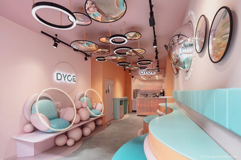 Dyce: helados, redes sociales y Dalí en el último trabajo de FormRoom