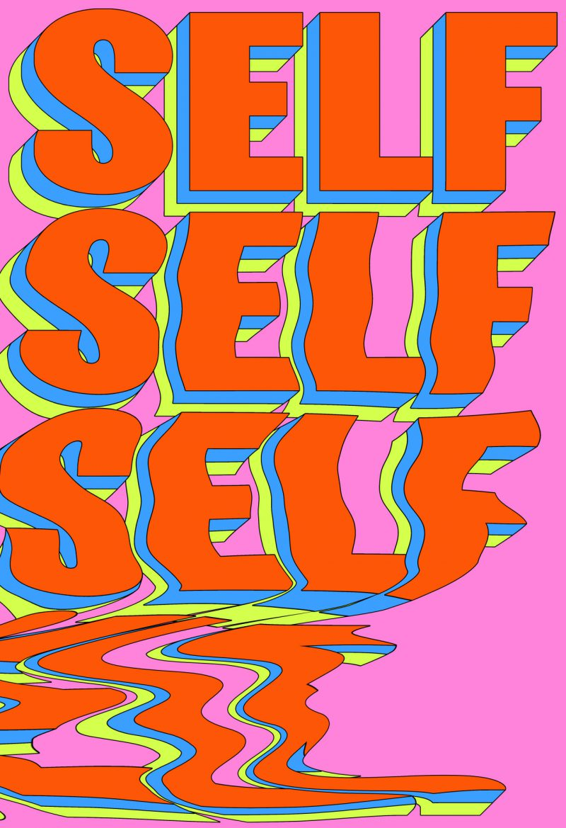 El collage psicodélico de Tyler Spangler. Diseño, tipografía, arte y psicología