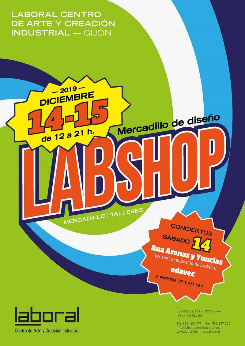 Llega la edición de Navidad del Mercadillo LABshop