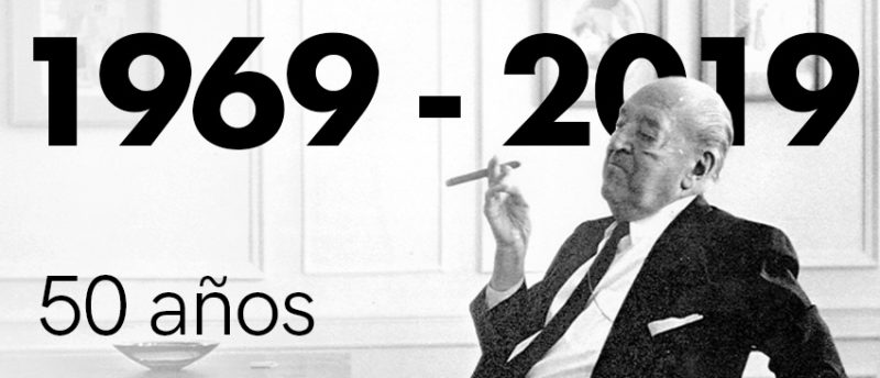 Mies van der Rohe. Tres miradas a los 50 años de un legado que perdura