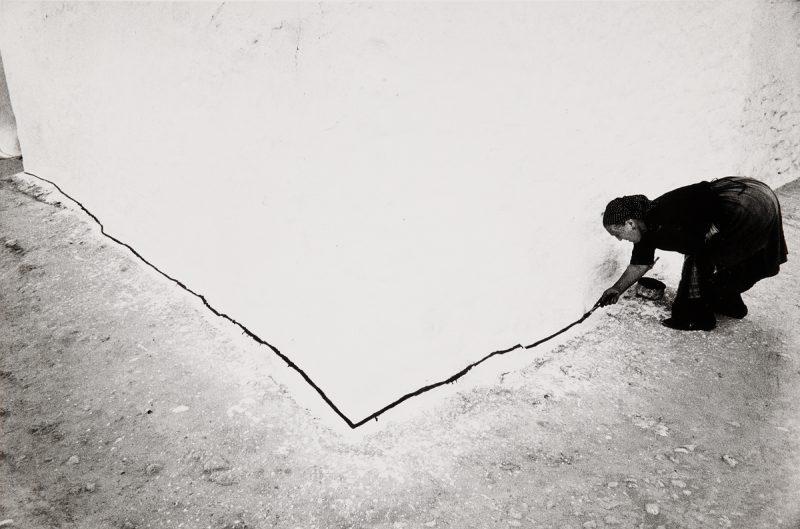 Ramón Masats, fotografía en el Museo de la Real Academia de Bellas Artes