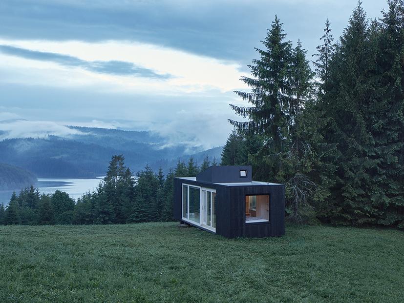 Ark-Shelter, prefabricados y modulares. Refugios contra las inclemencias de nuestro modo de vida