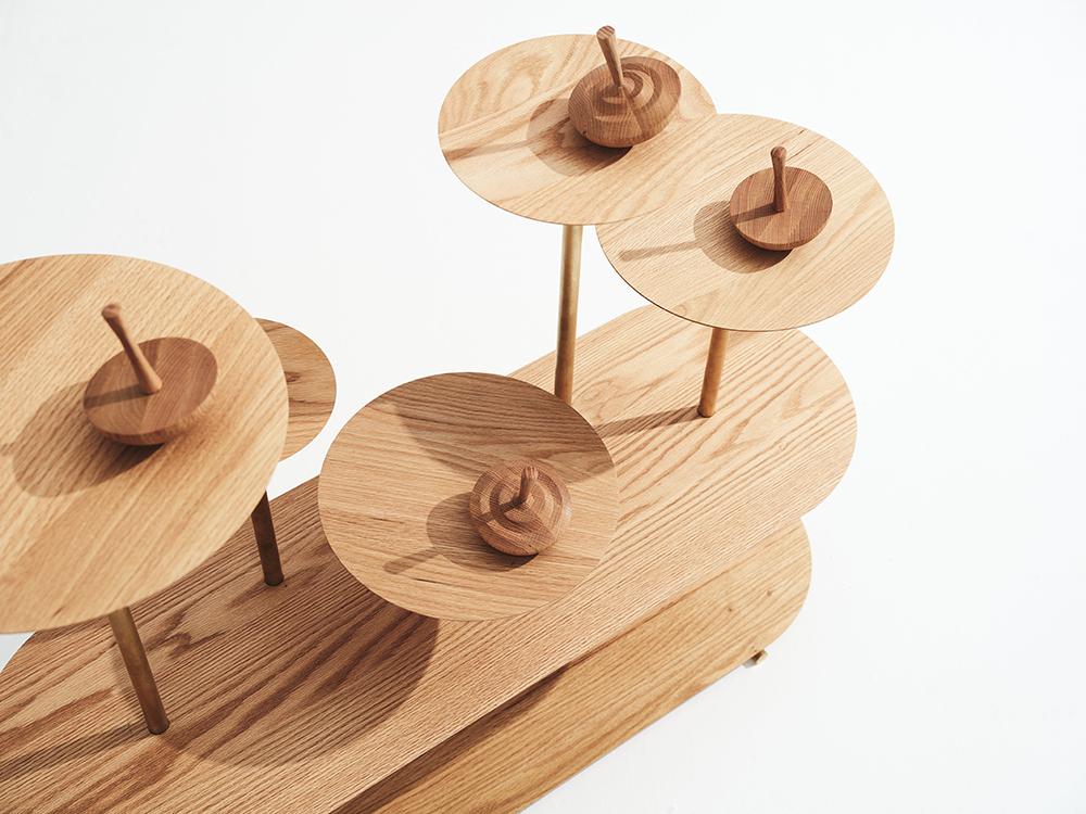 Repasamos los ocho proyectos finalistas de Toca Madera. Diseño joven, diseño en madera