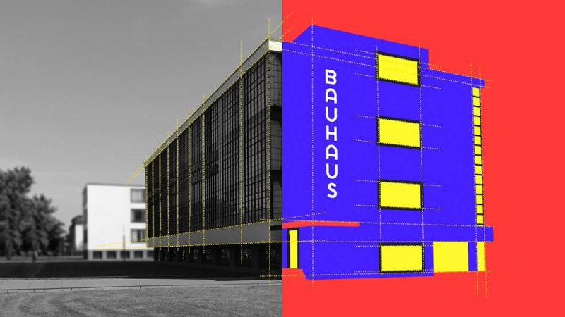 Bauhaus Everywhere. Google y Bauhaus Dessau Foundation rinden homenaje a la icónica institución germana