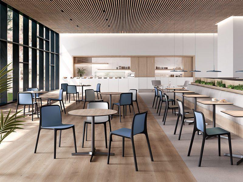 Bika, la nueva silla Ramos Bassols para Forma 5. Confort y funcionalidad