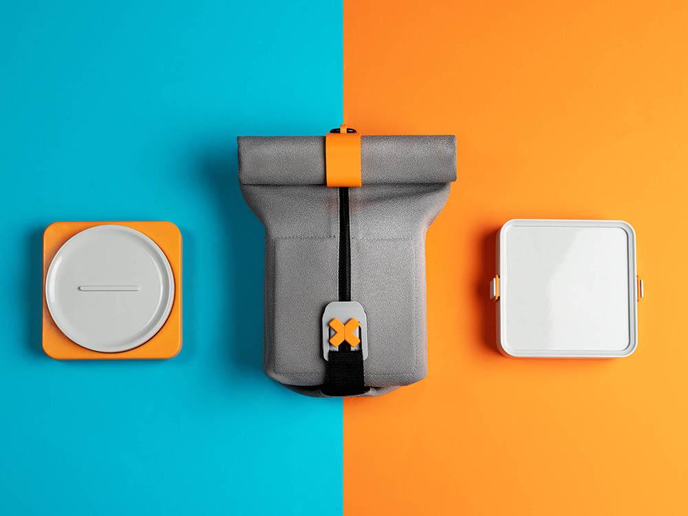 FoldEat, el kit modular para transportar, conservar y servir tu alimentos