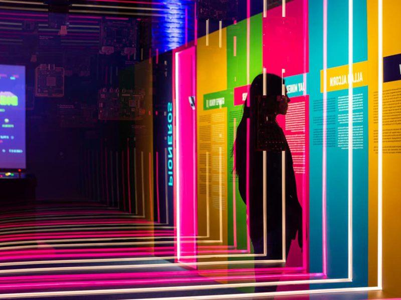 Game On, la mayor exposición internacional sobre la historia y la cultura del videojuego