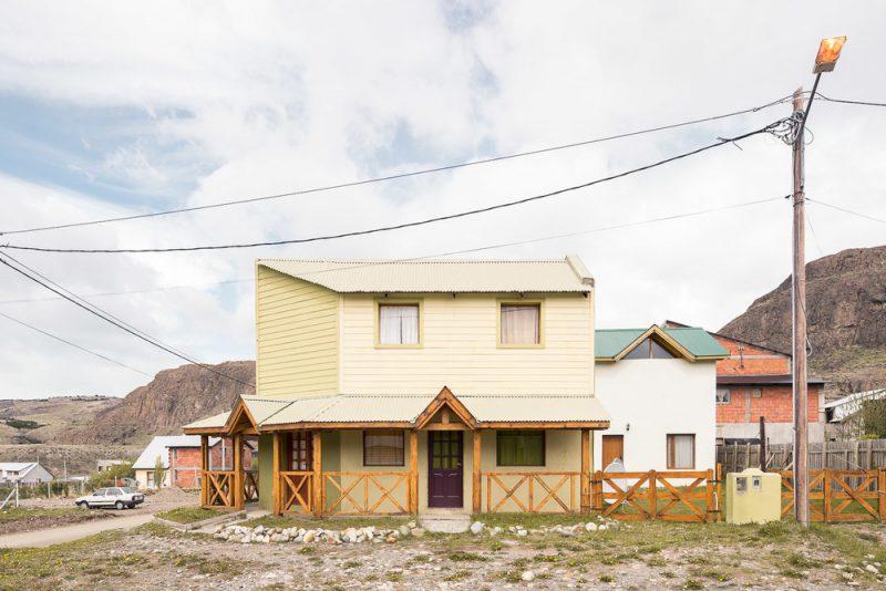 Houses of Patagonia, los paisajes arquitectónicos de Thibaud Poirier
