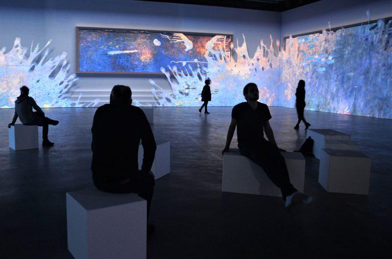 Monet, la experiencia inmersiva. Un viaje audiovisual por el impresionismo
