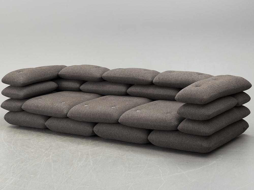 Brick, la colección de asientos de KiBiSi. La arquitectura de la comodidad