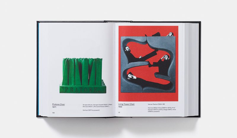 Chair: 500 Designs that Matter, la enciclopedia de las sillas de Phaidon