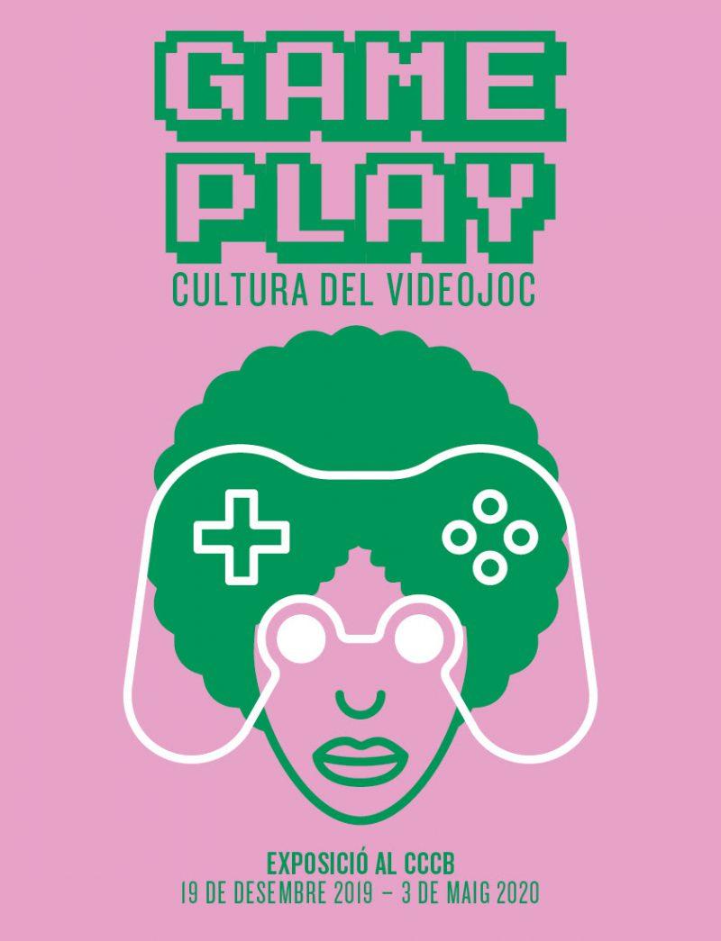 Gameplay. Cultura del videojuego. Pasado, presente y futuro del videojuego en el CCCB