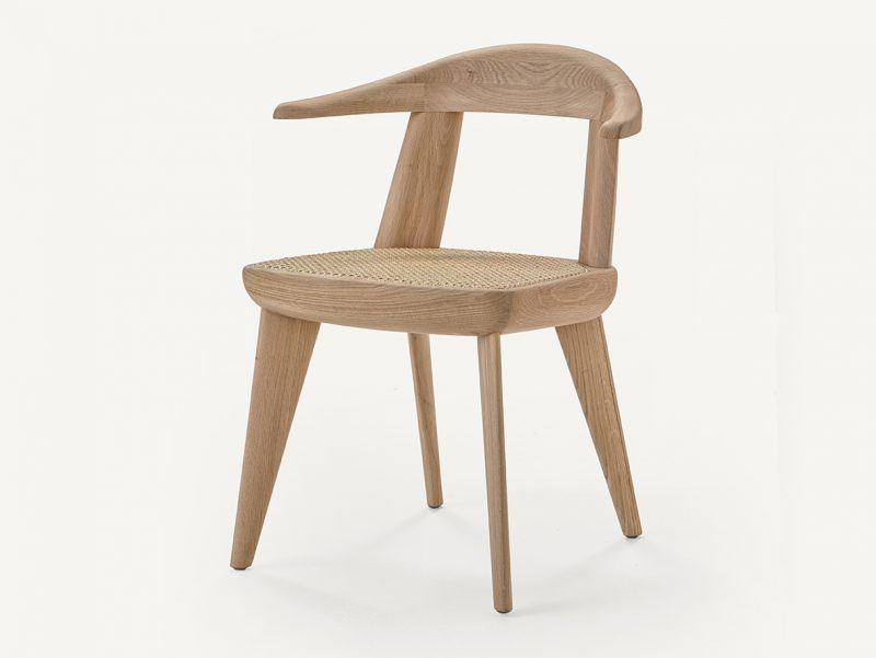 Los asientos brutalistas de BassamFellows. Buen diseño artesanal estadounidense © Marco Favali