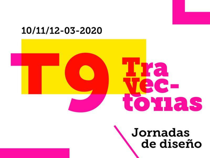 Trayectorias 9: jornadas de Diseño de la Escuela de Arte de Jerez
