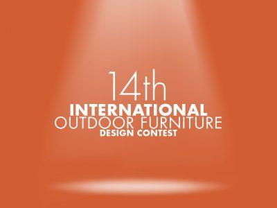 XIV Concurso Internacional de Diseño de Mobiliario de Exterior de GandiaBlasco