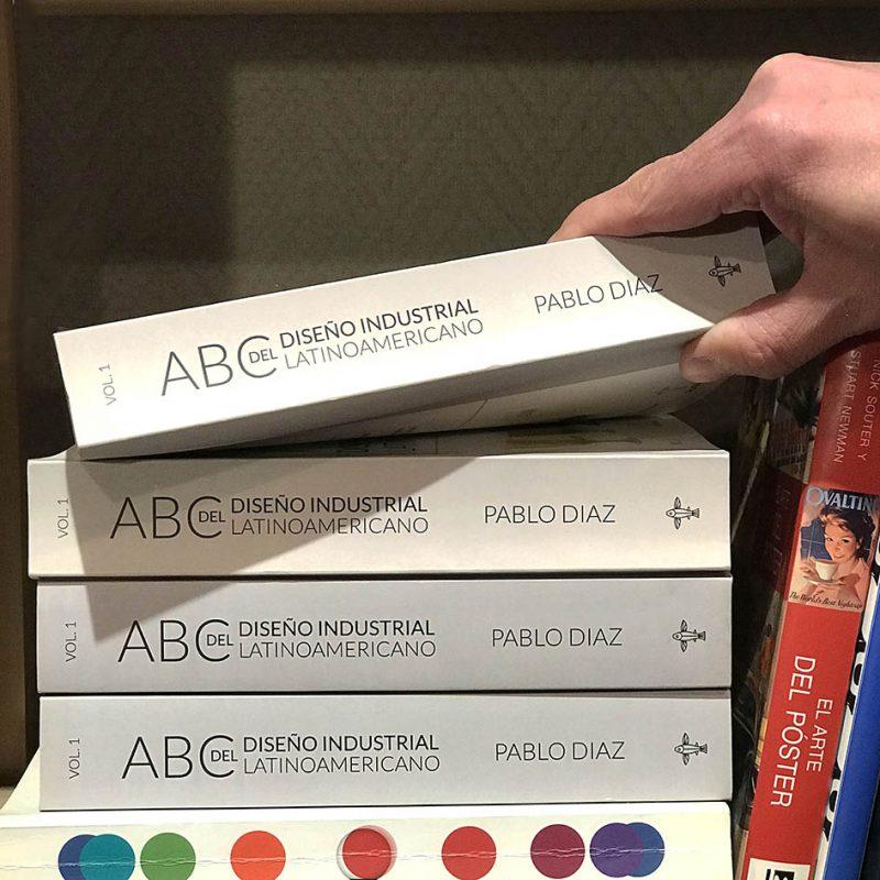 ABC del Diseño Industrial Latinoamericano, un imprescindible para los amantes y estudiosos del diseño