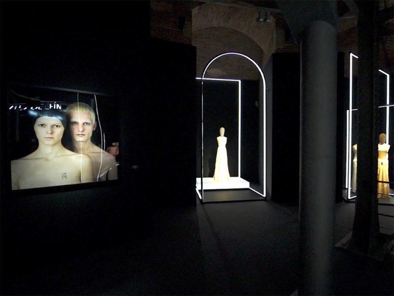 David Delfín:diseño de moda en Sala Canal de Isabel II de Madrid