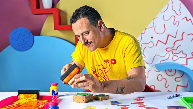 Dibujo y creatividad para pequeños grandes artistas
