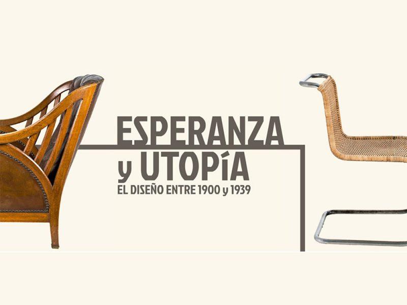 El diseño entre 1900 y 1939 en el Museo Nacional de Artes Decorativas