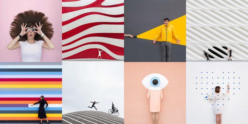 Fotografía creativa para redes sociales