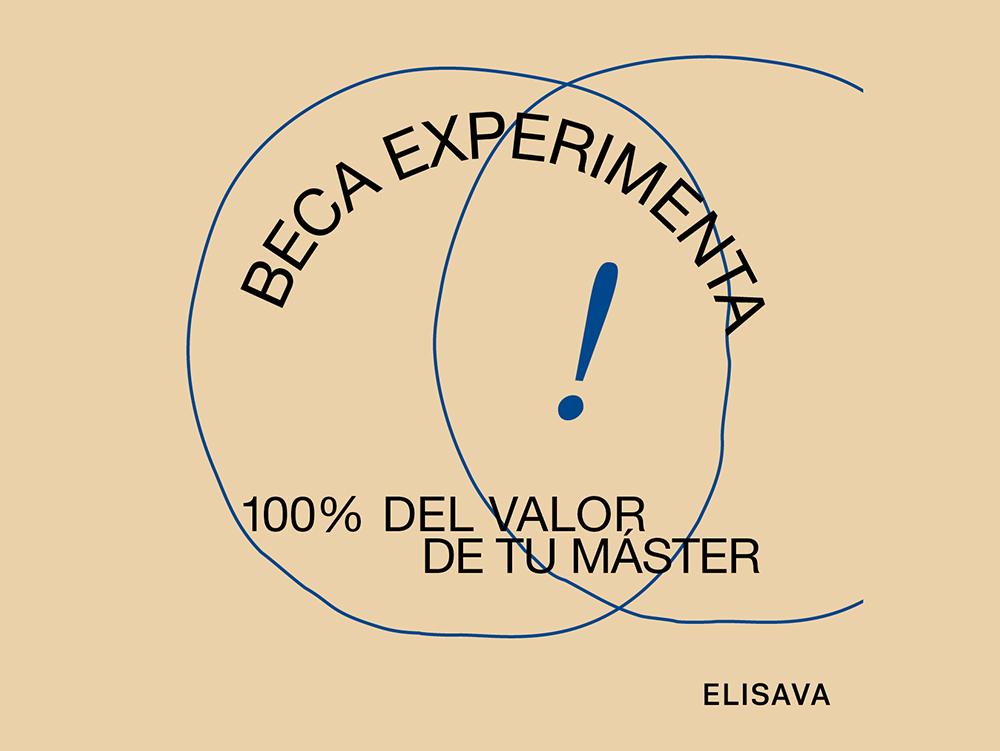 Beca Experimenta: ¡Ampliamos el plazo hasta el 12 de abril!